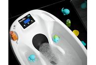 Les parents ont testé la baignoire Aquascale 4 en 1 de Babymoov !